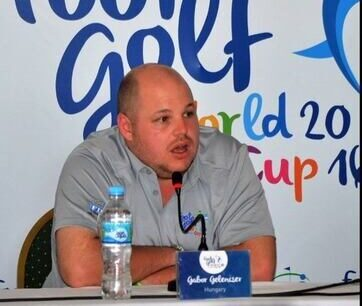 Gelencsér starts as FIFG president